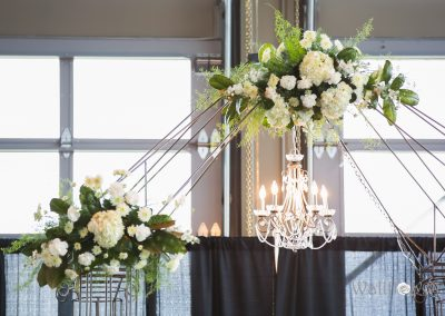 Wedding Ceremony Chandelier